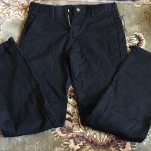 Boys Chaps black pants size 14